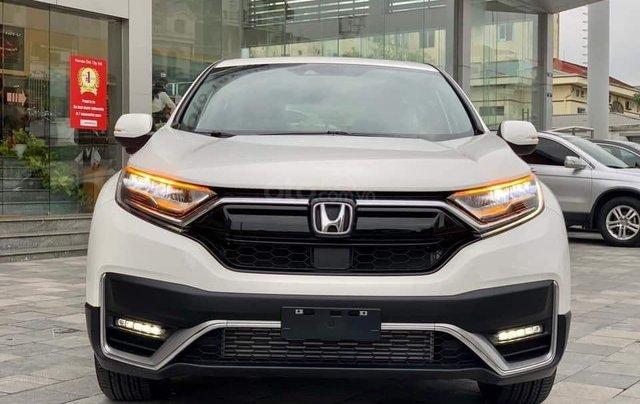 Honda CRV L Sensing Đồng Nai đủ màu, báo giá lăn bánh tặng 50% thuế TB, nhiều khuyến mãi, tặng phụ kiện0