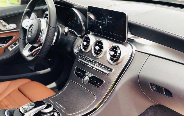 Mercedes-Benz C300 2020 lướt chính hãng, 19 km, giá siêu tốt9