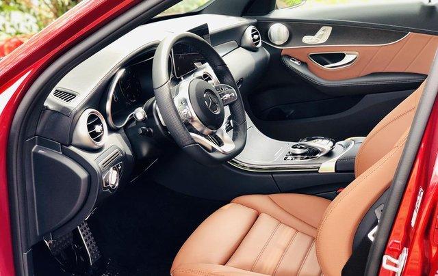 Mercedes-Benz C300 2020 lướt chính hãng, 19 km, giá siêu tốt7