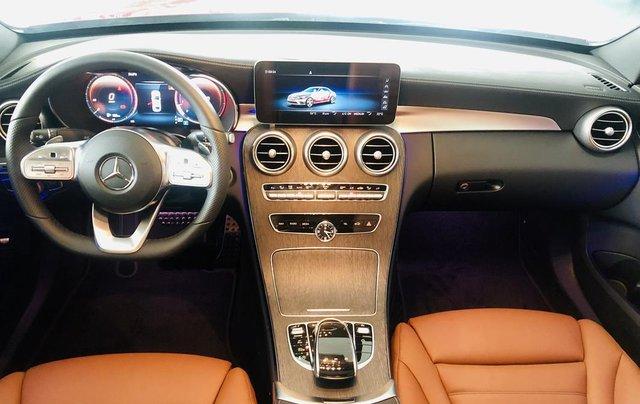 Mercedes-Benz C300 2020 lướt chính hãng, 19 km, giá siêu tốt8