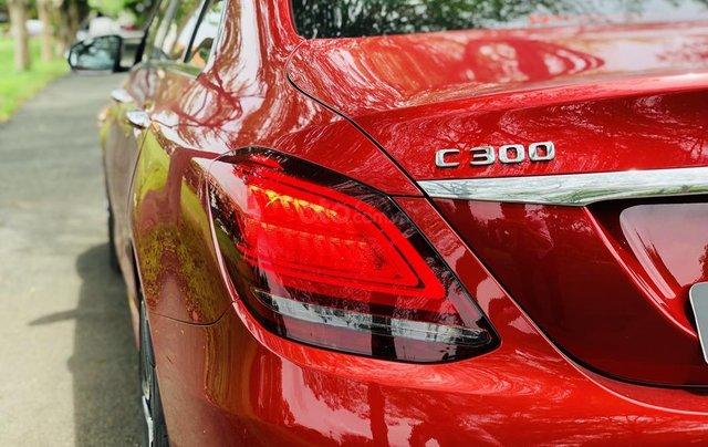 Mercedes-Benz C300 2020 lướt chính hãng, 19 km, giá siêu tốt14
