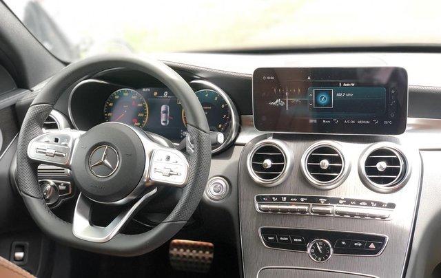 Mercedes-Benz C300 2020 lướt chính hãng, 19 km, giá siêu tốt11