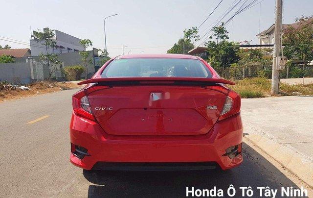 Bán Honda Civic đời 2019, màu đỏ, nhập khẩu5