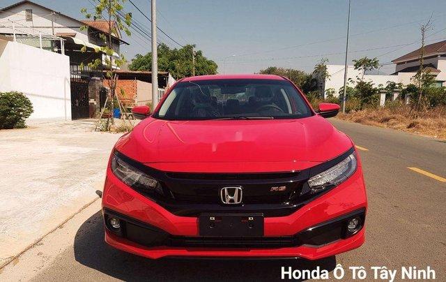 Bán Honda Civic đời 2019, màu đỏ, nhập khẩu0