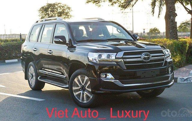 [Việt Auto Luxury] Toyota LandCruizer VXS phiên bản 4 chỗ và 8 chỗ. Nhập khẩu mới 100%, hỗ trợ giảm tiền mặt 100tr1