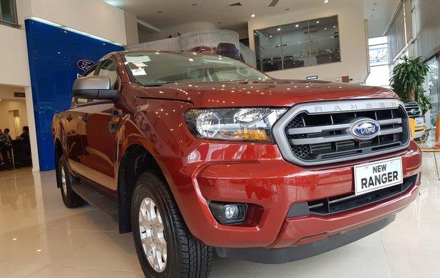 [Hot] Lăn bánh Ford Ranger XLS AT 2020 chỉ 184 triệu - tặng phụ kiện lên đến 20 triệu, hỗ trợ lãi suất trả góp từ 0,74%0