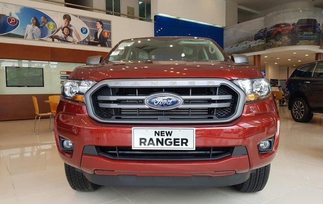 [Hot] Lăn bánh Ford Ranger XLS AT 2020 chỉ 184 triệu - tặng phụ kiện lên đến 20 triệu, hỗ trợ lãi suất trả góp từ 0,74%3
