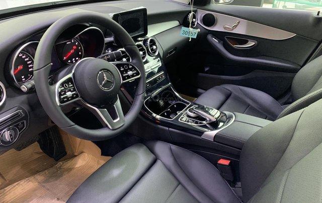 Mercedes-Benz C180 2020 giá tốt nhất, hỗ trợ 50% thuế trước bạ, tặng 1 năm bảo hiểm thân vỏ, 2 năm bảo dưỡng5