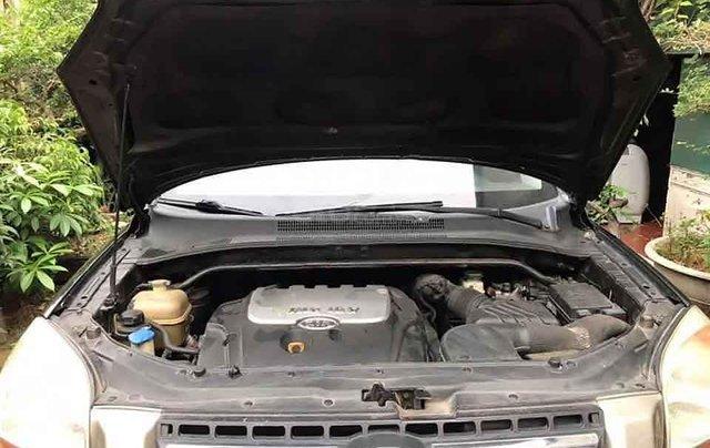 Bán xe Kia Sportage sản xuất năm 2005, màu đen, nhập khẩu, 296 triệu2