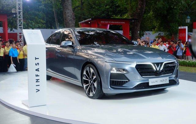 Mua xe Vinfast LUX A2.0-Ưu đãi cực khủng-Giảm 15%, hỗ trợ vay 90%, lãi suất hấp dẫn-bao hồ sơ nợ xấu-vay dài hạn0