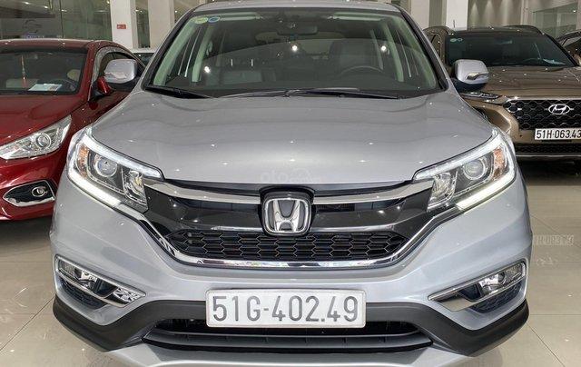 Bán Honda CR V 2.4L, sản xuất năm 2017, biển số SG0