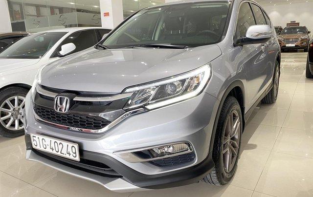 Bán Honda CR V 2.4L, sản xuất năm 2017, biển số SG1