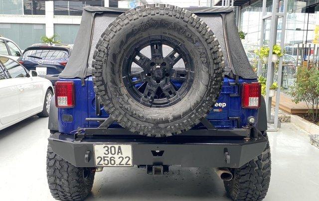 Cần bán Jeep Wrangler sản xuất 20083