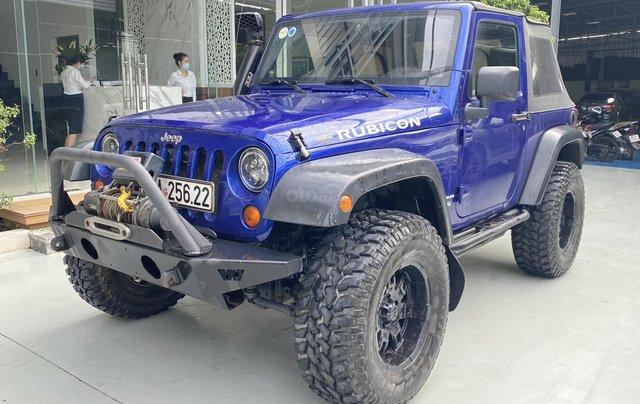 Cần bán Jeep Wrangler sản xuất 20081