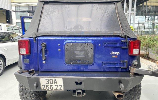 Cần bán Jeep Wrangler sản xuất 20084