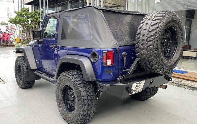 Cần bán Jeep Wrangler sản xuất 20085