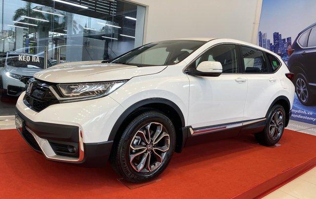 Bán Honda CR V new 2020 giảm 50% thuế trước bạ, đủ màu giao ngay khuyến mại lớn1