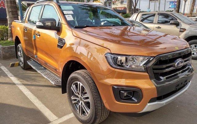 [Siêu ưu đãi tháng cuối năm] Ford Ranger 2020 giá chỉ từ 565 triệu, hỗ trợ trả góp 80%, giao xe ngay, bao giá toàn quốc1