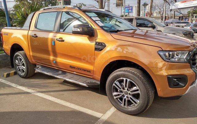 [Siêu ưu đãi tháng cuối năm] Ford Ranger 2020 giá chỉ từ 565 triệu, hỗ trợ trả góp 80%, giao xe ngay, bao giá toàn quốc0