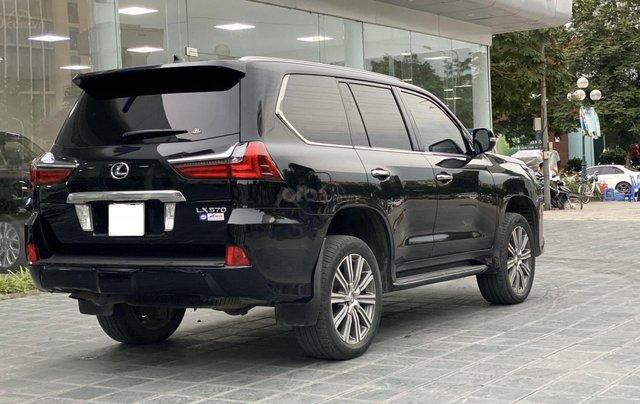 Cần bán xe Lexus LX570 cũ đời 2016, màu đen, giá tốt Hà Nội4