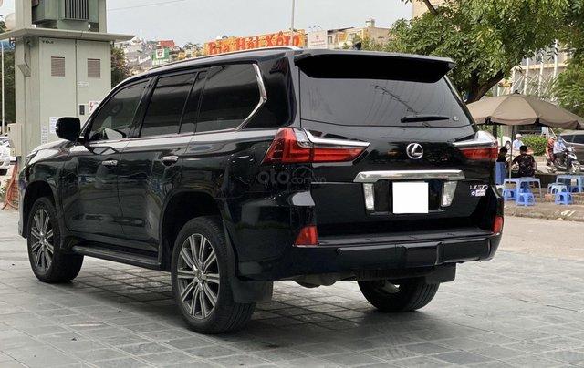 Cần bán xe Lexus LX570 cũ đời 2016, màu đen, giá tốt Hà Nội3