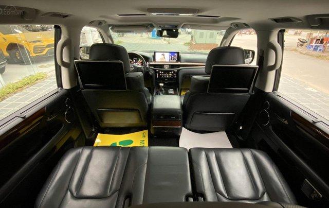 Cần bán xe Lexus LX570 cũ đời 2016, màu đen, giá tốt Hà Nội11