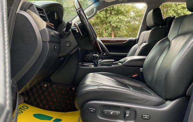 Cần bán xe Lexus LX570 cũ đời 2016, màu đen, giá tốt Hà Nội8