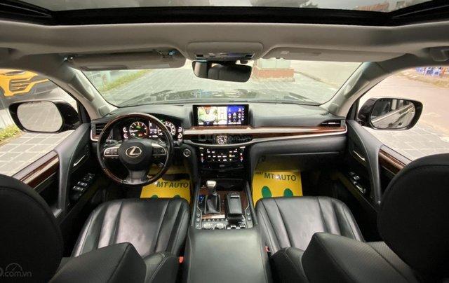 Cần bán xe Lexus LX570 cũ đời 2016, màu đen, giá tốt Hà Nội12