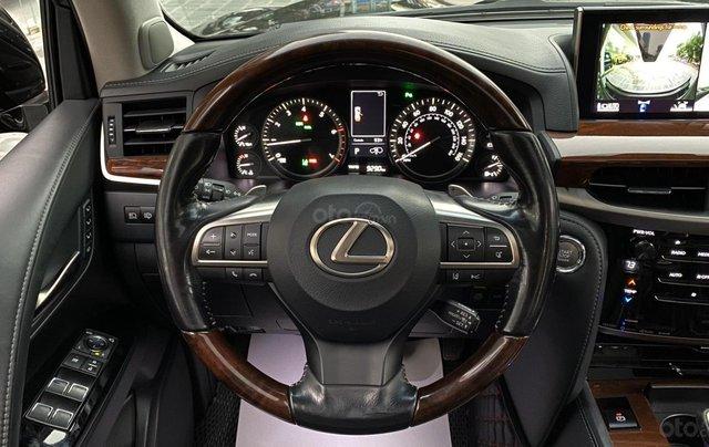 Cần bán xe Lexus LX570 cũ đời 2016, màu đen, giá tốt Hà Nội13