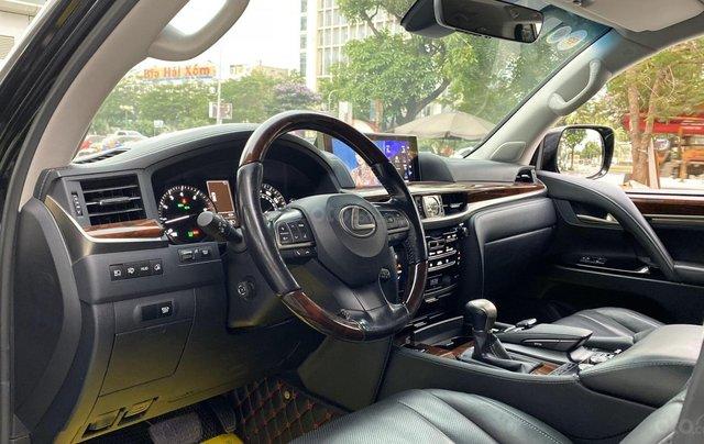 Cần bán xe Lexus LX570 cũ đời 2016, màu đen, giá tốt Hà Nội7