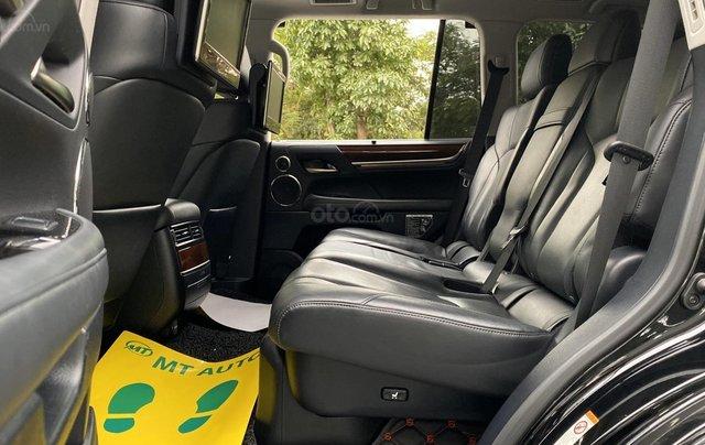 Cần bán xe Lexus LX570 cũ đời 2016, màu đen, giá tốt Hà Nội9