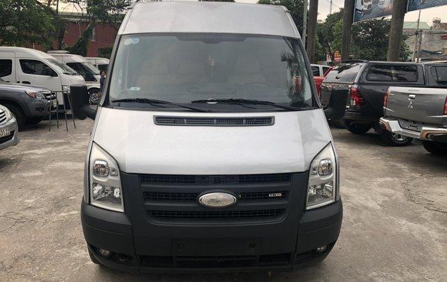 Bán xe Ford Transit tải Van 3 chỗ, 1350kg, đời 20080