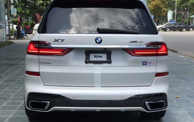 Bán ô tô BMW X7 xDrive 40i Msport SX 2020, màu trắng, nhập khẩu, mới 100%6