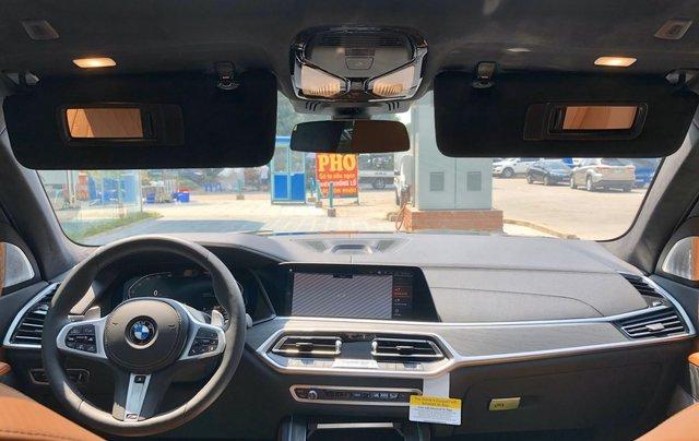 Bán ô tô BMW X7 xDrive 40i Msport SX 2020, màu trắng, nhập khẩu, mới 100%7