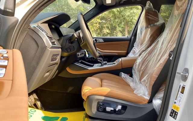 Bán ô tô BMW X7 xDrive 40i Msport SX 2020, màu trắng, nhập khẩu, mới 100%8