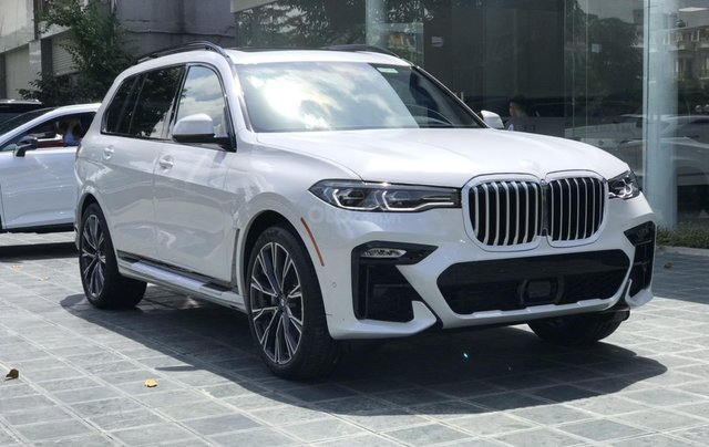 Bán ô tô BMW X7 xDrive 40i Msport SX 2020, màu trắng, nhập khẩu, mới 100%9
