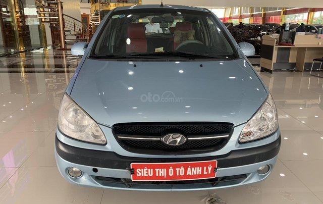 Bán Hyundai Getz sản xuất năm 2009 còn mới, giá 175tr0
