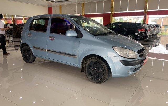 Bán Hyundai Getz sản xuất năm 2009 còn mới, giá 175tr4