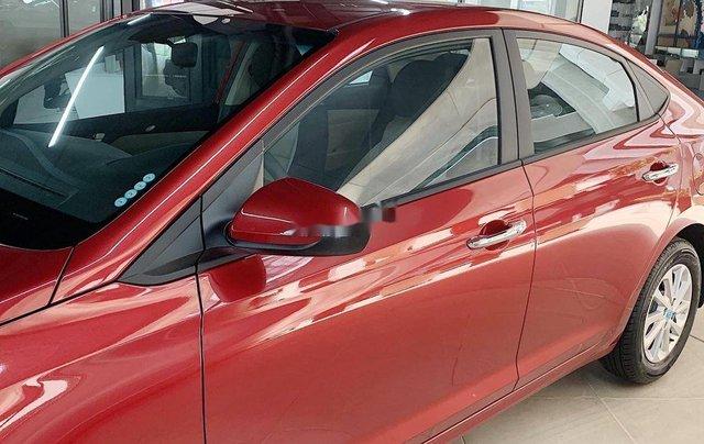 Bán ô tô Hyundai Accent năm sản xuất 2020, màu đỏ, giá tốt, giao xe nhanh8
