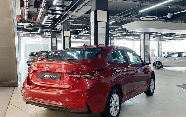Bán ô tô Hyundai Accent năm sản xuất 2020, màu đỏ, giá tốt, giao xe nhanh10