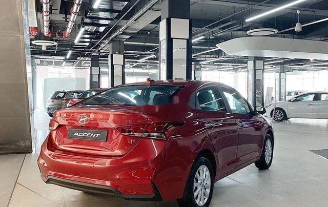 Bán ô tô Hyundai Accent năm sản xuất 2020, màu đỏ, giá tốt, giao xe nhanh2