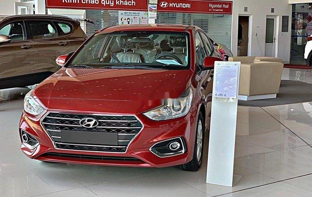 Bán ô tô Hyundai Accent năm sản xuất 2020, màu đỏ, giá tốt, giao xe nhanh4