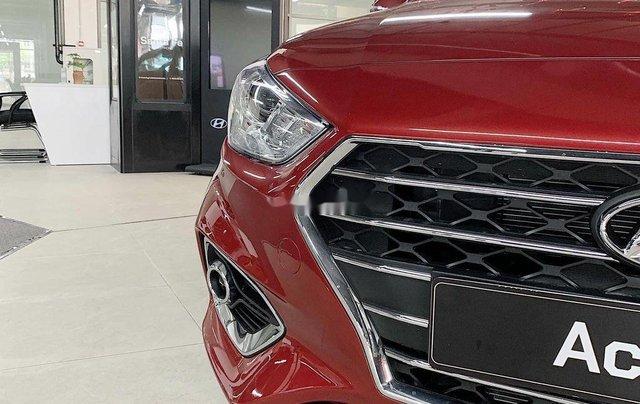 Bán ô tô Hyundai Accent năm sản xuất 2020, màu đỏ, giá tốt, giao xe nhanh7