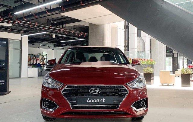 Bán ô tô Hyundai Accent năm sản xuất 2020, màu đỏ, giá tốt, giao xe nhanh11