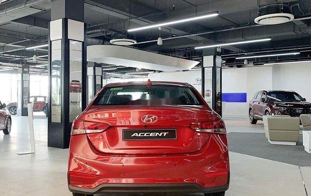 Bán ô tô Hyundai Accent năm sản xuất 2020, màu đỏ, giá tốt, giao xe nhanh3