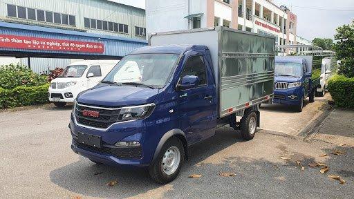 Bán xe tải nhỏ dưới 1 tấn SRM 930kg đời 2020 bản cao cấp 80tr nhận xe - Tặng 100% trước bạ - Tặng camera lùi5