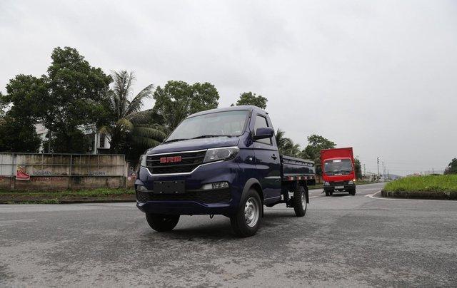 Bán xe tải nhỏ dưới 1 tấn SRM 930kg đời 2020 bản cao cấp 80tr nhận xe - Tặng 100% trước bạ - Tặng camera lùi4