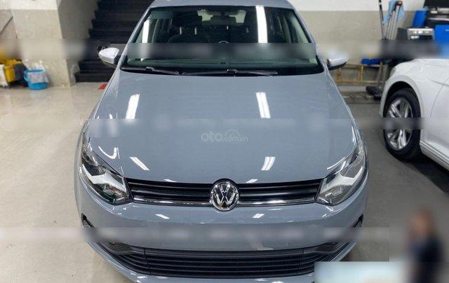 Bán Polo Hatchback màu xám xi măng (sơn lại màu) đẹp - độc - lạ, nhập khẩu chỉ với 579 triệu1