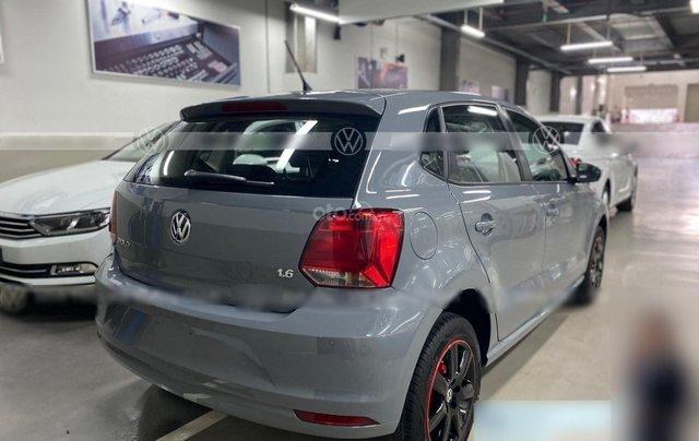 Bán Polo Hatchback màu xám xi măng (sơn lại màu) đẹp - độc - lạ, nhập khẩu chỉ với 579 triệu5