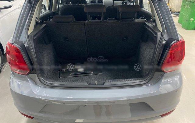 Bán Polo Hatchback màu xám xi măng (sơn lại màu) đẹp - độc - lạ, nhập khẩu chỉ với 579 triệu9